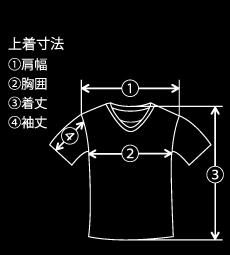 サイズ表_Tシャツ